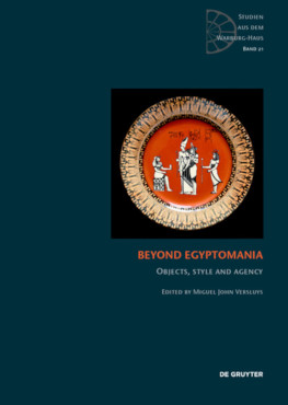 Just published: Beyond Egyptomania. Objects, Style and Agency