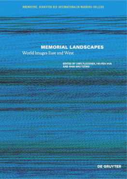 Neuerscheinung: Memorial Landscapes. World Images East and West
